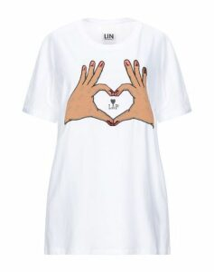 LIN ART PROJECT TOPWEAR T-shirts Women on YOOX.COM