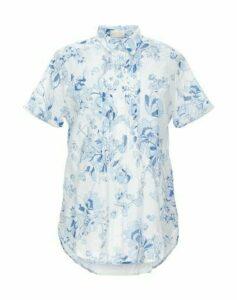 CLUB VOLTAIRE SHIRTS Shirts Women on YOOX.COM