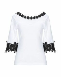 TI CHIC  Milano TOPWEAR T-shirts Women on YOOX.COM