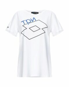 TPN x LOTTO TOPWEAR T-shirts Women on YOOX.COM