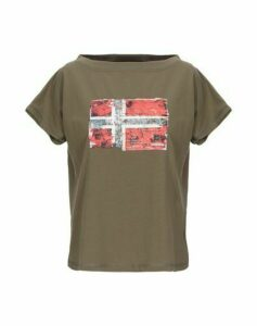NAPAPIJRI TOPWEAR T-shirts Women on YOOX.COM