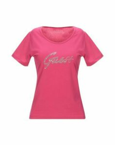 GUESS TOPWEAR T-shirts Women on YOOX.COM