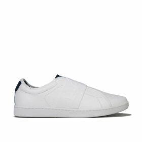 Womens Carnaby Evo Leather Slip Trainers