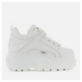 Buffalo Women's Classic Chunky Trainers - White - UK 8