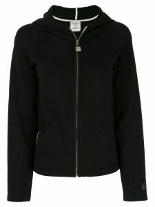 Chanel Pre-Owned Sports Line zipped hoodie - Black