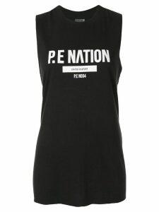 P.E Nation Lead Right tank top - Black
