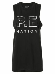 P.E Nation The Base Load tank top - Black