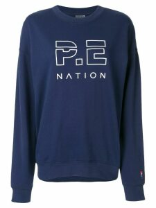 P.E Nation Heads Up jumper - Blue