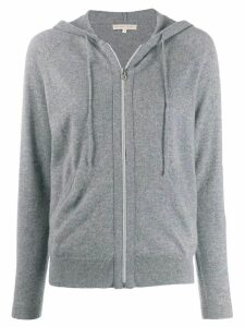 Filippa-K zipped active hoodie - Grey