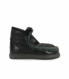 Mou Mini Eskimo Black Sneaker