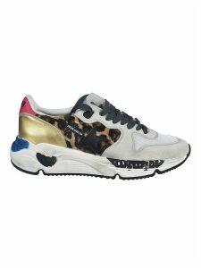 Golden Goose Runner Sneakers