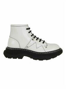 Alexander McQueen Leather Boot