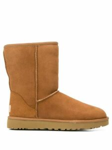 UGG lined suede boots - Brown