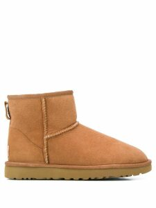 Ugg Australia lined ankle boots - Brown