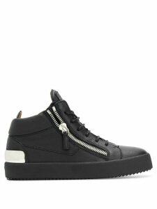 Giuseppe Zanotti Kriss high-top sneakers - Black