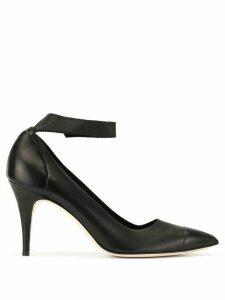 Marskinryyppy Appy ankle strap pumps - Black
