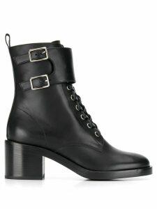 Gianvito Rossi Lagarde boots - Black
