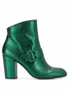 Chie Mihara Goru boots - Green