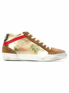 Golden Goose Mid Star sneakers - Brown