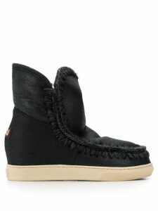 Mou slip-on boots - Black