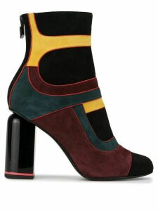 Pierre Hardy Machina ankle boots - Multicolour