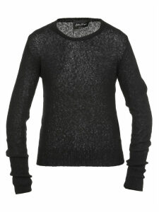 Andrea Yaaqov Cashmere And Silk Sweater