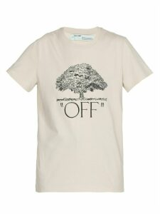 Off-White Off Tree Casual T-shirt