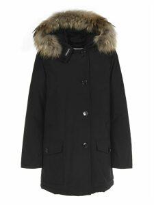 Woolrich Black Artic Parka Df