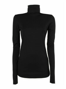 Isabel Marant Black Virgin Wool Knitted Jumper
