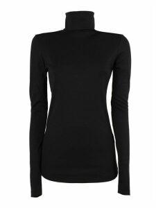 Isabel Marant Black Virgin Wool Knitted Jumper