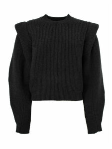 Isabel Marant Dark Grey Bolton Jumper