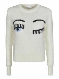 Chiara Ferragni Eye Pullover