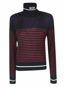 N.21 Striped Sweater