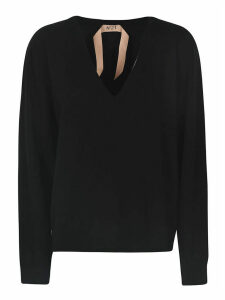 N.21 V-neck Sweater
