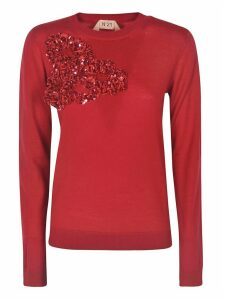 N.21 Sequined Sweater