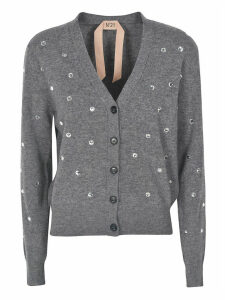 N.21 Sequined Cardigan