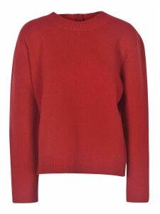 N.21 Rear Zipped Sweater