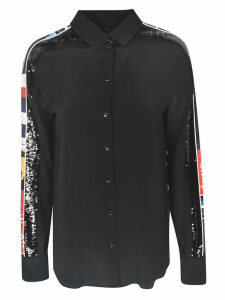 Iceberg Sequined Detail Shirt