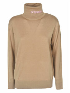GCDS High Neck Sweater