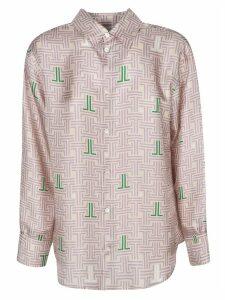 Lanvin Patterned Shirt