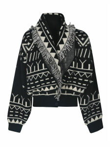 Alanui Rainy Mountains Cardigan