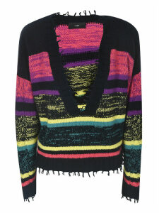 Alanui Glitch Stitch Sweater