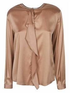 Fabiana Filippi Wrap Style Blouse
