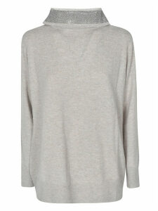 Fabiana Filippi Ribbed Sweater