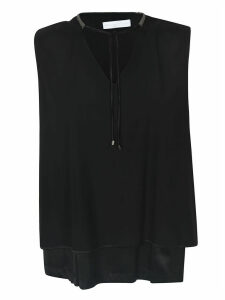 Fabiana Filippi Drawstring Top