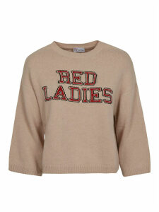 RED Valentino Red Ladies Sweater