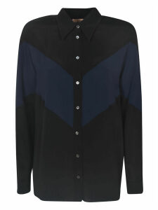 N.21 Contrast Panel Shirt