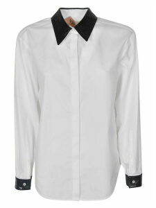 N.21 Contrast Edge Shirt