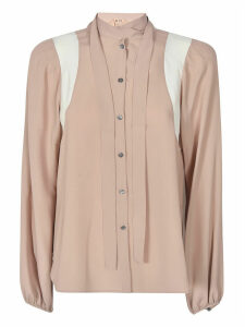N.21 Pleated Shirt