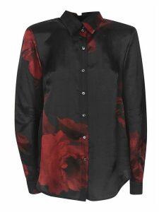 N.21 Rose Print Shirt